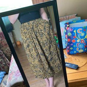 Jones New York Maxi Skirt